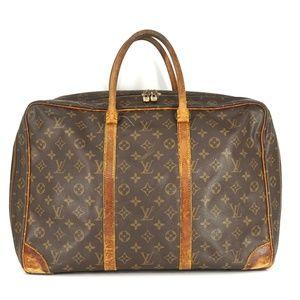 Auth Louis Vuitton Sirius 45 Travel Bag #972L80